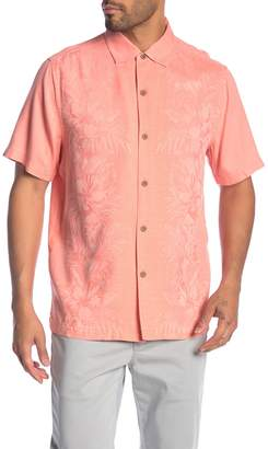 Tommy Bahama Kamari Border Silk Shirt