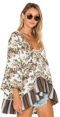 One Teaspoon Wild Valley Top $189 thestylecure.com