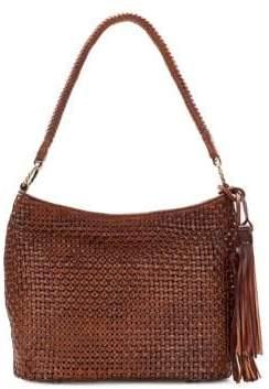 Patricia Nash Marceli Leather Hobo Bag
