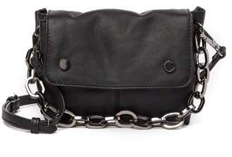 Kooba Dante Leather Mini Crossbody Bag