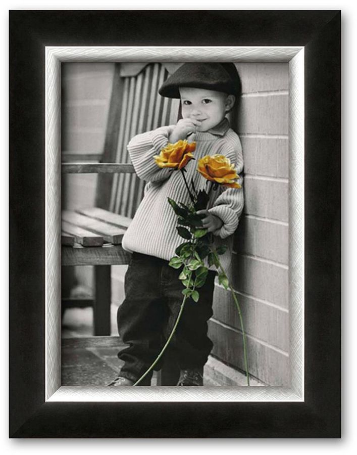 """Art.com The First Rendezvous"""" Framed Art Print by Kim Anderson"""
