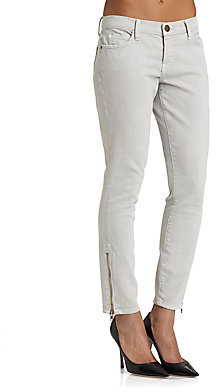 Current/Elliott The Zip Stiletto Jeans