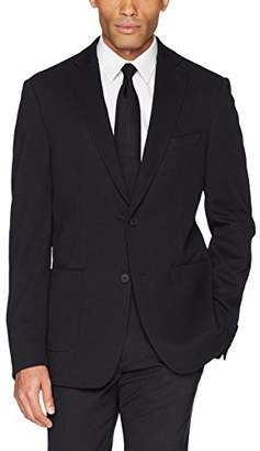 DKNY Men's Solid Blazer