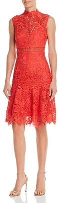 Bardot Elise Lace Sheath Dress