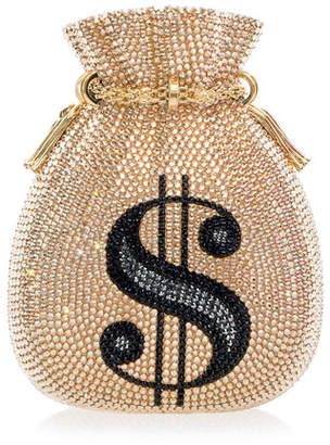 Judith Leiber Couture Money Bags Clutch Bag