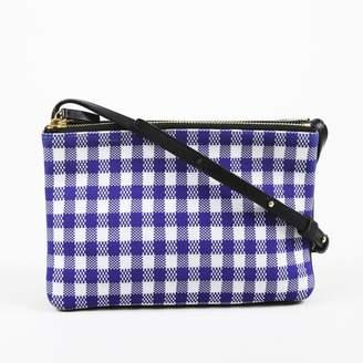 Celine Trio leather handbag
