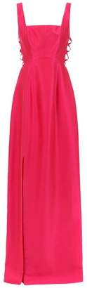 Tufi Duek cut out details long dress