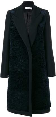 Victoria Beckham Victoria single breasted coat