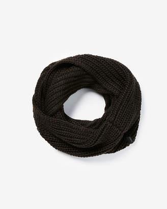 Express Knit Circle Scarf