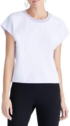Rachel Roy Short Cap Sleeve Top