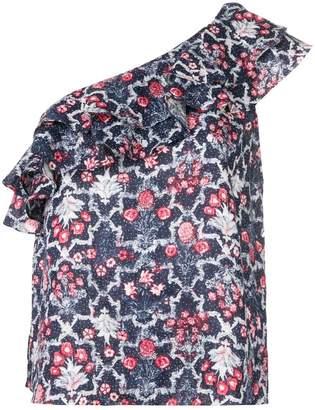 Etoile Isabel Marant floral-print top