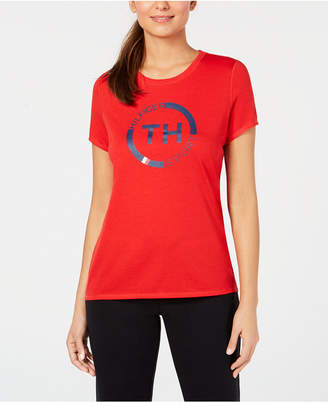 Tommy Hilfiger Graphic Circular Logo T-Shirt