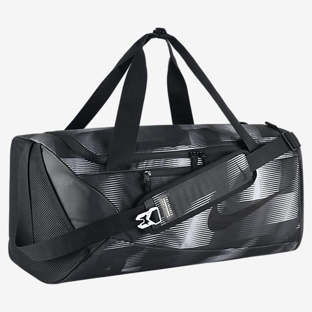NikeNike Alpha Adapt Cross Body Graphic Duffel Bag (Medium)