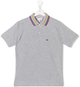 Lacoste Kids TEEN short-sleeve polo shirt