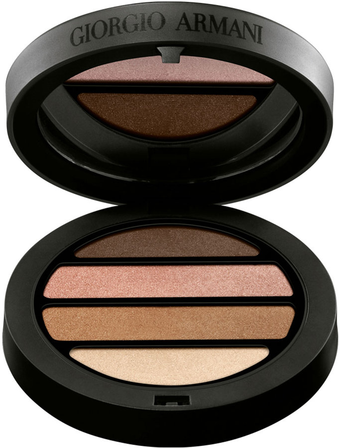 Armani Beauty Bronze Eye Shadow Quatour