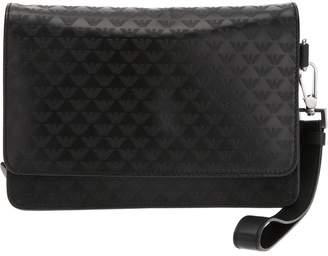 Emporio Armani clutch bag