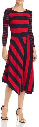 Joie Ecedra Striped Knit Dress