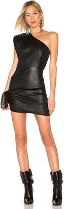 IRO Apria Leather Dress