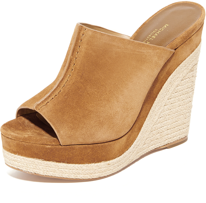 MICHAEL Michael Kors Michael Kors Collection Charlize Wedges