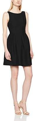 Suncoo Women's Castor Party Dress, Black Noir 02, 8