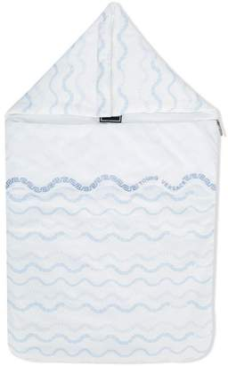 Versace embroidered detail sleep bag