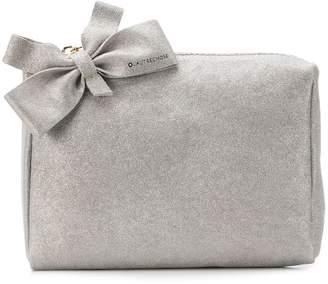 L'Autre Chose bow embellished clutch bag