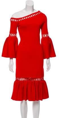 Jonathan Simkhai Rib Knit Bodycon Dress