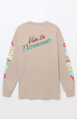 Diamond Supply Co. Tropicana Long Sleeve T-Shirt