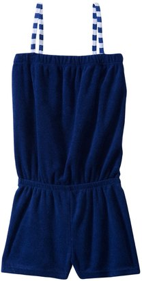 Jantzen Girls' Plush Terry Cover Up Romper (4yrs6yrs) - 8131414 $7.45 thestylecure.com
