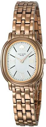 Kate Spade Women's 'Staten' Quartz Stainless Steel Casual Watch