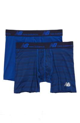 New Balance 2-Pack Boxer Briefs