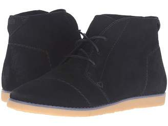 Toms Mateo Chukka Bootie Women's Lace-up Boots