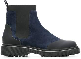 Moncler Chelsea boots