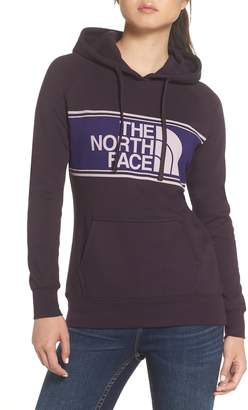 The North Face (ザ ノース フェイス) - The North Face Edge to Edge Logo Hoodie Sweatshirt