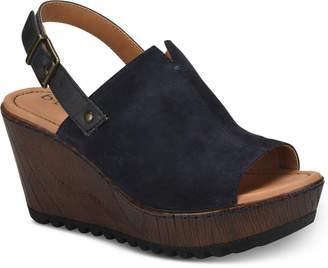 b.ø.c. Noelle Wedge Sandals Women's Shoes