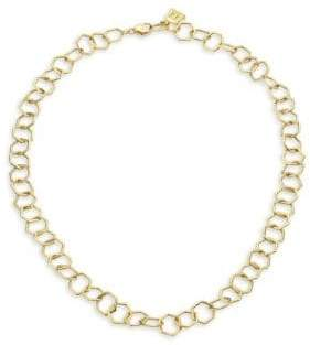 Temple St. Clair Garden Of Earthy Delights 18K Gold Chain Necklace