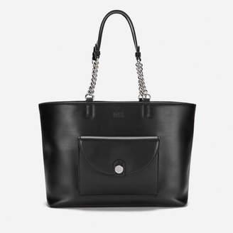 Karl Lagerfeld Women's K/Chain Shopper Bag - Black