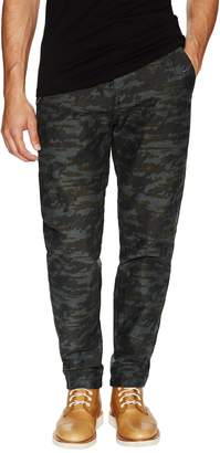 Wings + Horns Men's Tiger Spruce Camouflage Twill Field Pants