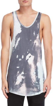 Religion Mineral Green Racerback Tank