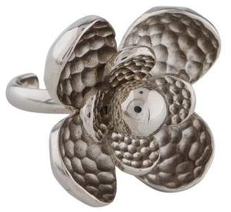 Sergio Rossi Floral Ring