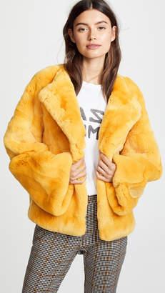 Monse Rex Rabbit Jacket