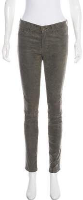 Rag & Bone Skinny Leather Pants