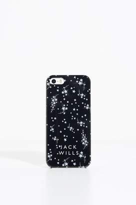 Jack Wills Shottle Star Print Iphone 5se Case