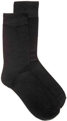Via Spiga Luxe Crew Socks - 2 Pack - Women's