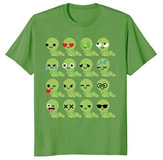 Caterpillar Shirt T-Shirt Insect Bug Tee