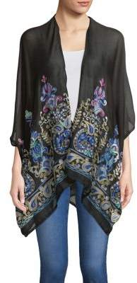 Collection 18 Moroccan Embroidered Coverup
