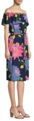 Trina Turk Amelia Floral Dress