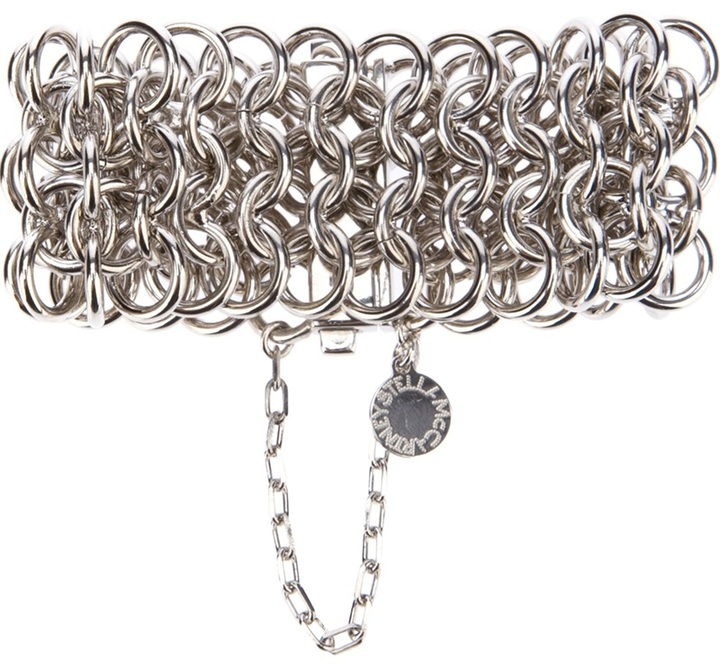 Stella McCartney chunky chain bracelet