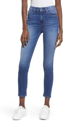 Hudson Jeans Holly High Waist Crop Skinny Jeans
