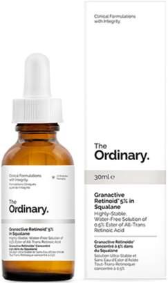The Ordinary NEW Granactive Retinoid 5% in Squalane 30ml Womens Skin Care